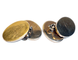 Low Carat Cuff Links