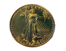 US Eagle Coin